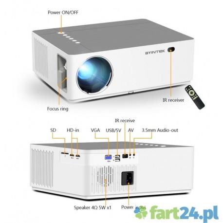 Projektor BYINTEK K20