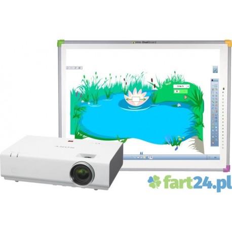 Zestaw interaktywny DUALBoard z SONY  VPL-EX235