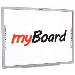 """Tablica interaktywna dotykowa myBoard 111"""" A"""