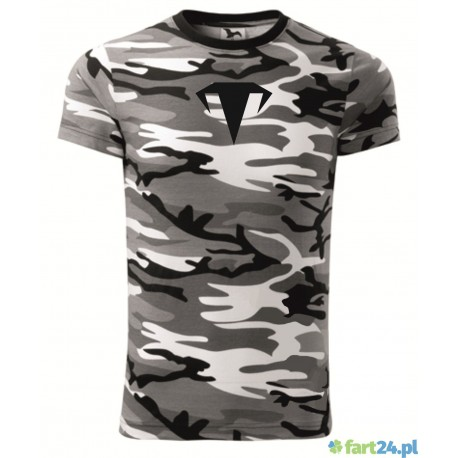 Męska Koszulka TRINITE WINTER SOLDIER