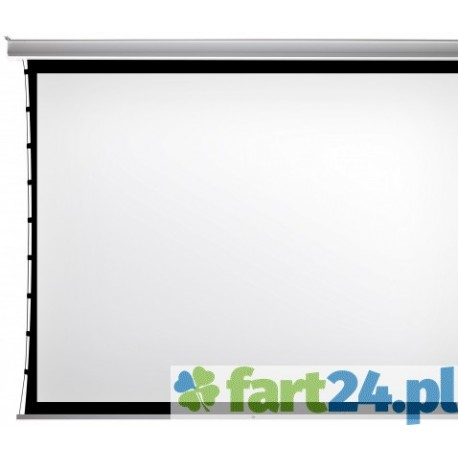 Ekran Kauber Inceiling Tensioned 270x203 cm Clear Vision (4:3)