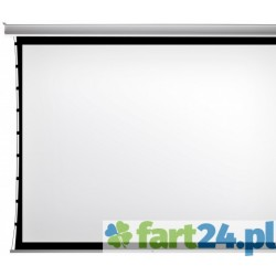 Ekran Kauber Inceiling Tensioned 290x181 cm Clear Vision ( 16:10)