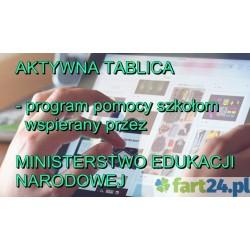 Aktywna Tablica - List Minister Edukacji
