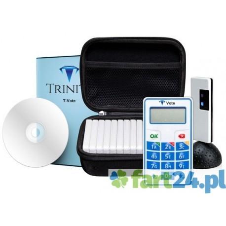 System do głosowania i testów TRINITE T-VOTE 40